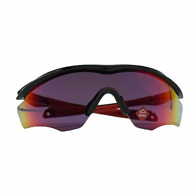 USE Oakley Men's OO9343 M2 Frame Xl Shield Sunglasses in Black with Prizm Lens