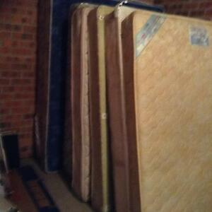 3 double bed ensembles used for property styling Turrella Rockdale Area Preview