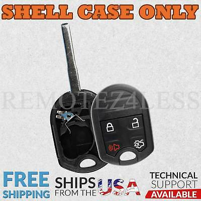 Shell Case For 2013 2014 2015 Ford C-Max Keyless Entry Remote Key Fob