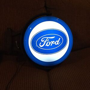 Ford Rotating Wall Light