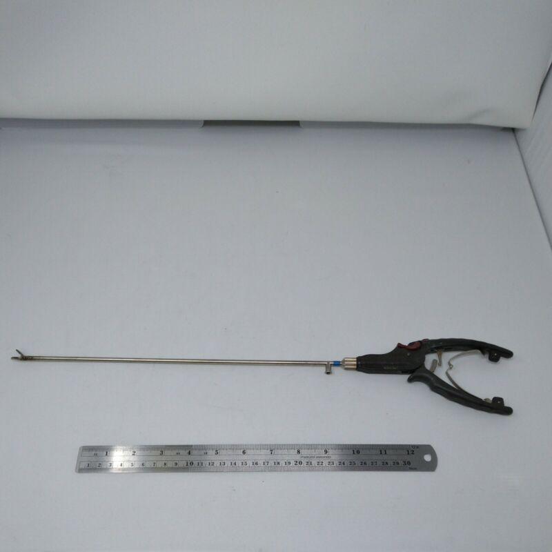 R. Wolf 8393.514 Laparoscopic Needle Holder 5mm 33cm & Handle 8393.941
