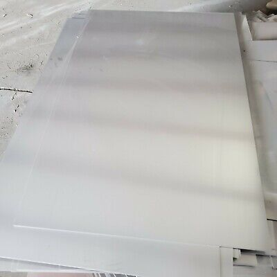 20 Gauge 316 Stainless Steel Sheet - 22 X 36 - Corrosion Resistant