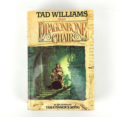 The Dragonbone Chair Tad Williams Hardcover First Printing Dragon Bone Chair