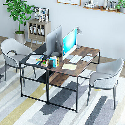 Computer Home Office Desk,Computer Desk with Drawer, 47″ Small Desk Table Furniture