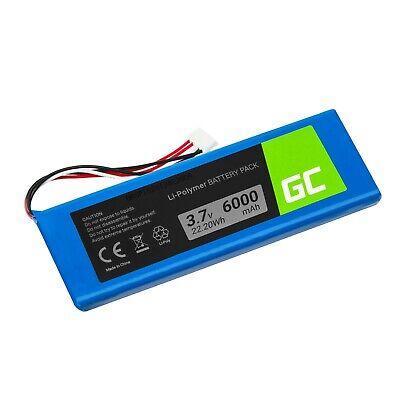 Green Cell Batería 5542110-P para Altavoz JBL Pulse 2 3 Pulse II/III,...