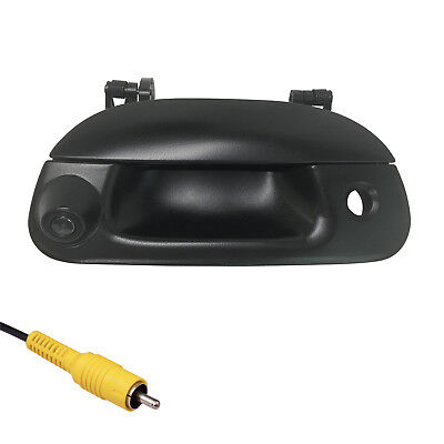 Ford 1997-2007 Black Tailgate Backup Camera Handle F150 F250 F350 Reverse
