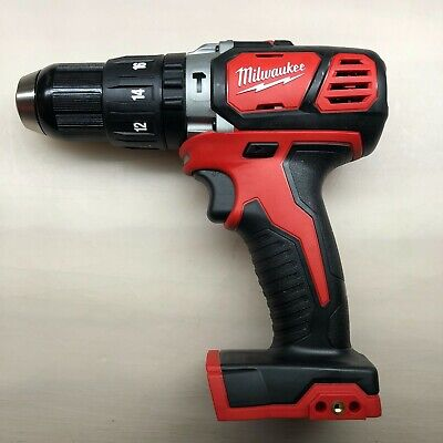 Milwaukee 2607-20 M18 Cordless Hammer Drill Bare Tool New 2 Day Shipping