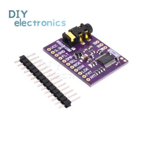 Details about PCM5102A DAC Decoder I2S 32bit Player Module Beyond ES9023  Raspberry Pi