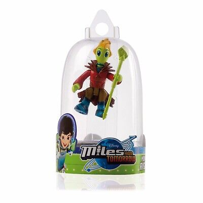 """MILES FROM TOMORROWLAND PRINCE RYGAN 3"""" ACTION FIGURE WITH ACCESSORIES - NEW"""