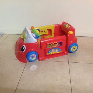 Fisher price car Bairnsdale East Gippsland Preview