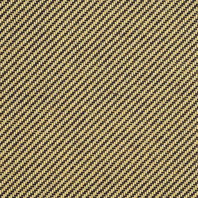 Tweed Speaker Cabinet Covering Brown/Yellow Yard 64