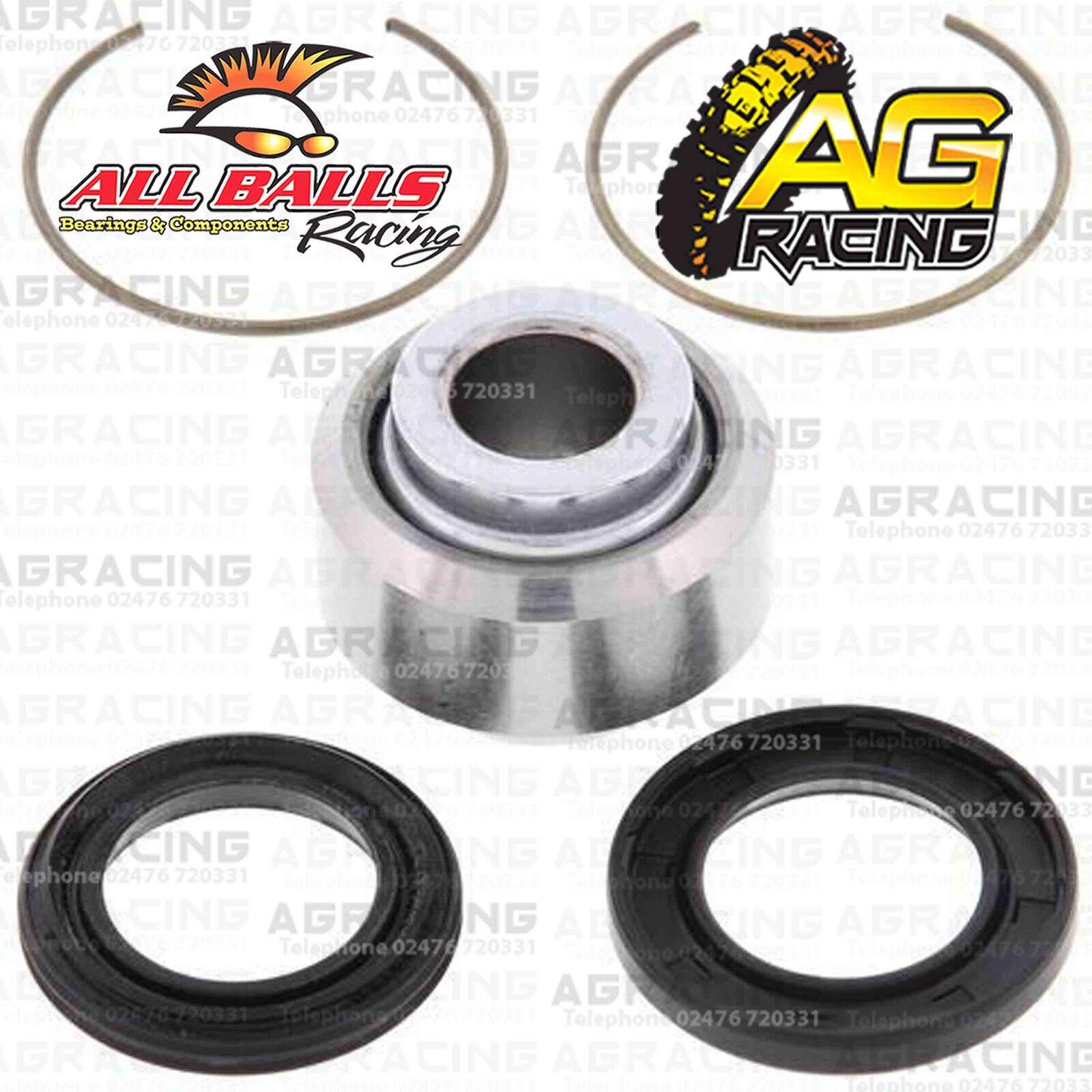 All Balls Rear Lower Shock Bearing Kit For Honda CRF 450R 2010 Motocross Enduro