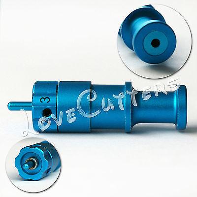 New Blue Cricut Blade Holder For Vinyl Cutter Cutting Plotter Printer 10pcs Hot