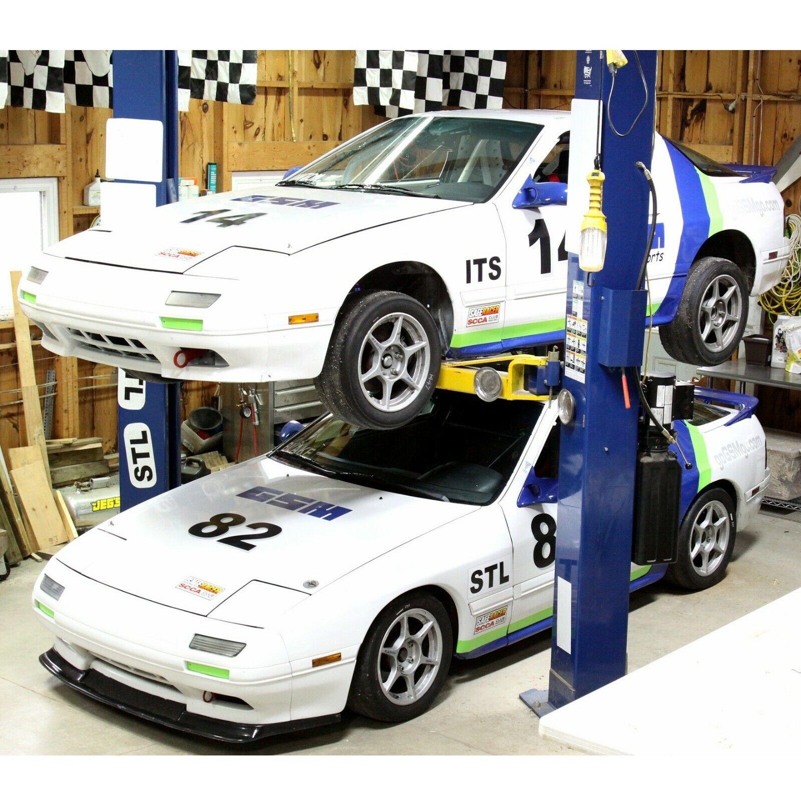 SCCA Race Car Mazda RX7 FC3S 74 wins 2 current track records