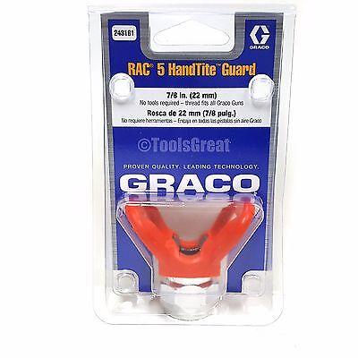 Graco 243161 Orange Rac 5 Tip Guard 78 22mm