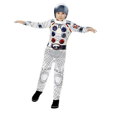 Spaceman Costume Outfit Book Week First Boy Girl Kit Outfit Astronaut Cool