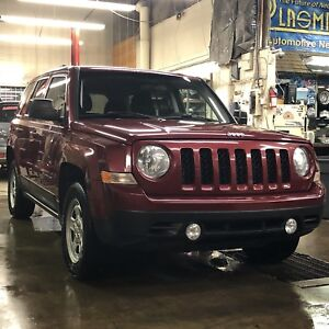 2013 JEEP Patriot AWD Automatic North Edition No GST