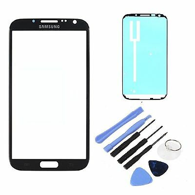 Titanium Grey Replacement LCD Screen Glass Lens Samsung Galaxy Note 2 II
