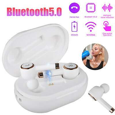wireless bluetooth 5 0 headphone noise cancelling