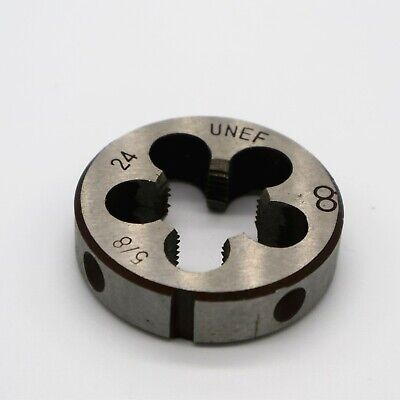 New Muzzle Threading Die 58-24 Gunsmithing 58x24 Us Seller