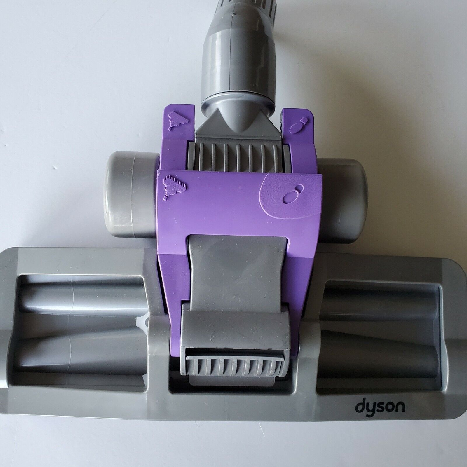 vacuum bare floor hardwood attachment gray purple