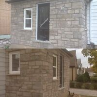 Brick work, Block work, Stone work, mason