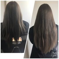 SAME DAY HAIR EXTENSIONS! Mobile services/hot fusions!