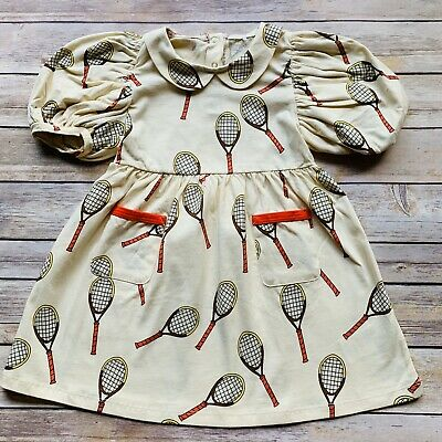 Mini Rodini Tennis Dress, 92-98 Cm