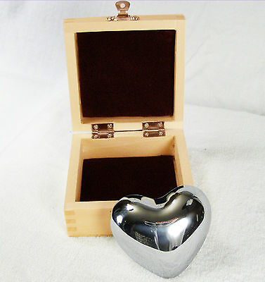 Heart Shaped Love Fairy Valentine Chime Calming Valentines Day Gift
