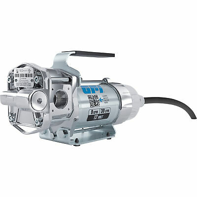 Gpi 12 Volt Dc Portable Fuel Transfer Pump Wmanual Nozzle-gpm Modelg8p