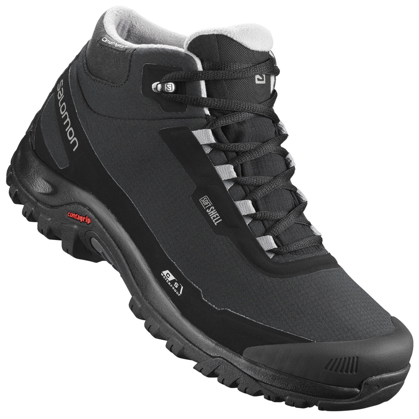 Salomon Shelter CSWP Herren Winterschuhe Winter Boots Schuhe Wasserdicht