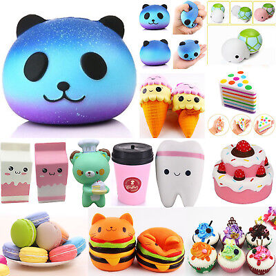 Squeeze Stress Stretch Squishy Slow Rising Spielzeug Kinder Funny Toy Großhandel ()