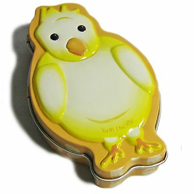 Yellow Chick Jelly Bean Tin - Yellow Jelly Beans