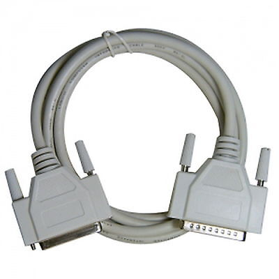 10M 30FT 9 Pin Extension Cable Serial Direct Male to Female RS232 DB9 M-F