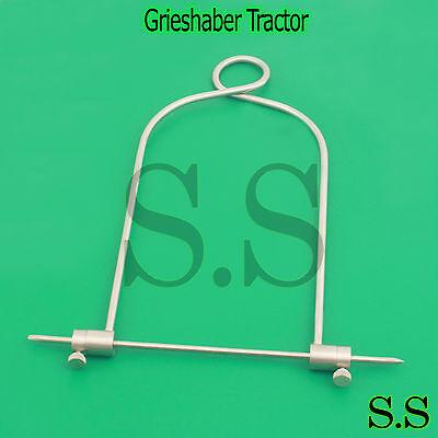 Grieshaber Tractor Bone Pin Bohler 10.75