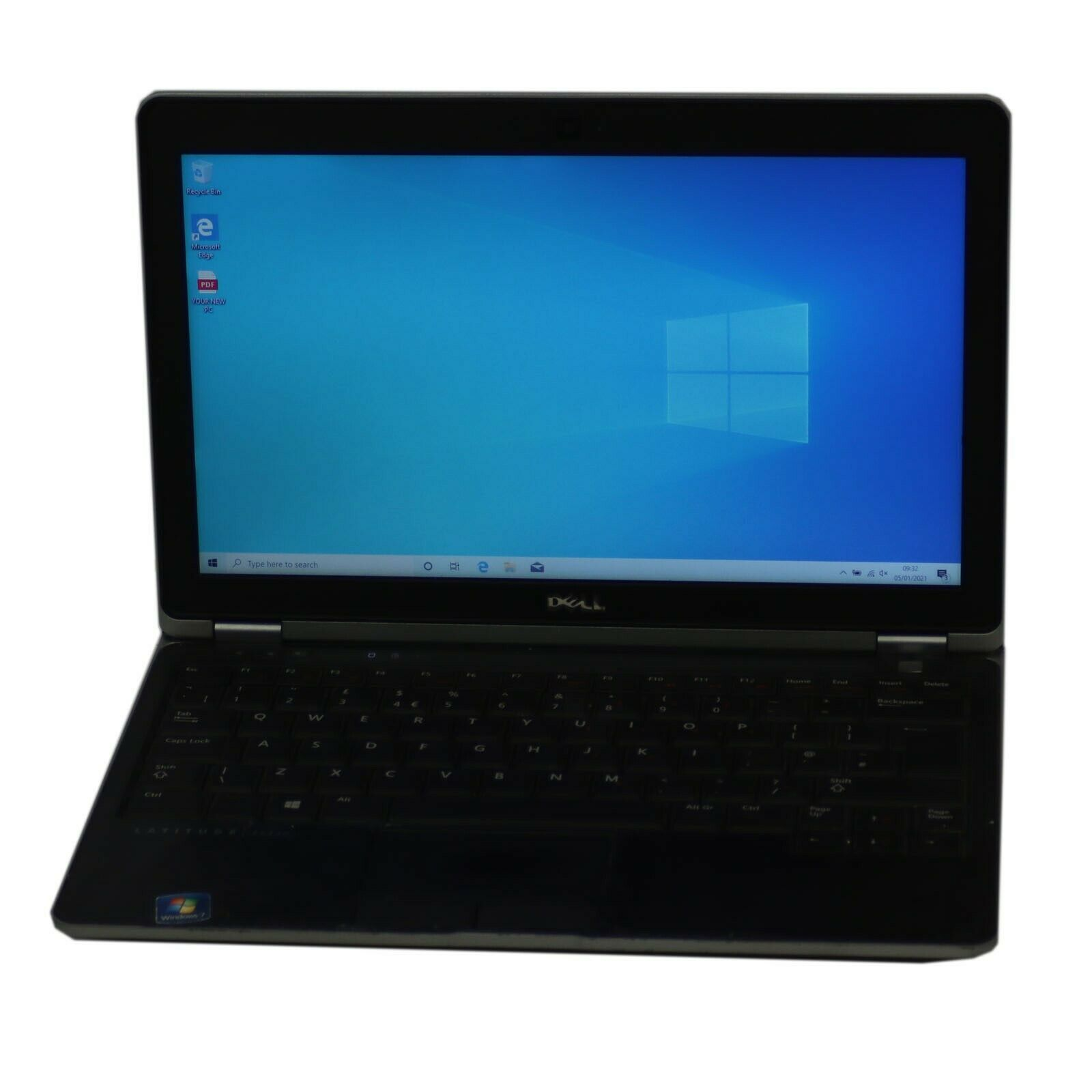 """Laptop Windows - Dell Latitude E6230 Core i3 12.5"""" Laptop - 2.60GHz/4GB/500GB/Windows 10 Home"""