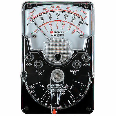 Triplett 310 Compact Analog Vom