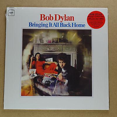 BOB DYLAN  - Bringing it all back Home ***US-180g-Vinyl-LP***NEW***sealed***