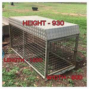 Dog Cage Humpty Doo Litchfield Area Preview