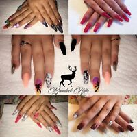 Nail tech looking for new clients