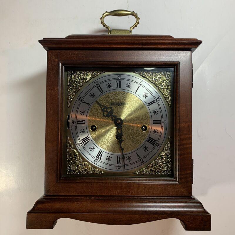 Howard Miller Mantel Clock, 612-437
