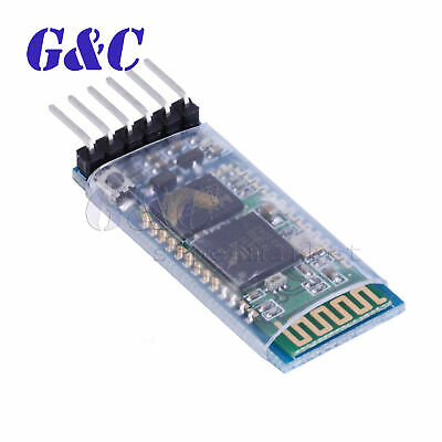 1pcs Hc-05 Wireless Bluetooth Rf Transceiver Module Serial Rs232 Ttl For Arduino