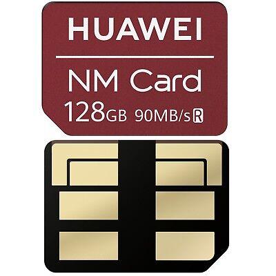 Huawei NM Card 128G NanoMemory 128GB Speicherkarte für Mate 20 Mate 20 Pro