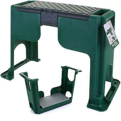 Portable Garden Kneeler Foam Chair Seat Gardening Knee Pad Padded Stool Toolbox