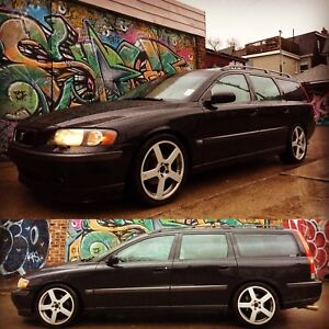 2004 Volvo V70 AWD 2.5 Turbo