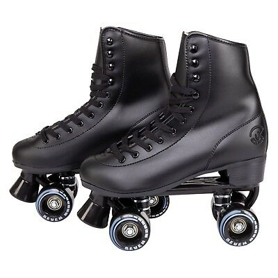 Classic Rink (C7 Classic Roller Skates Retro Soft Faux Leather Rink Speedy Men)