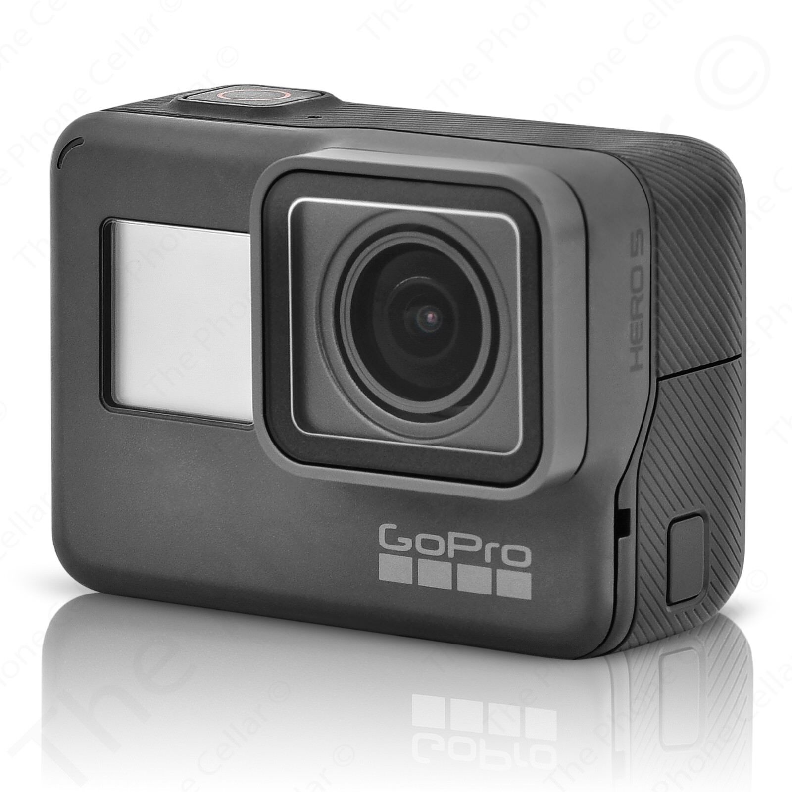 GoPro Hero 5 Black 4K Action Camera HD Camcorder Waterproof Defective LCD