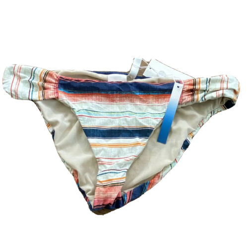 Lucky Brand Sonora Ruched Bikini Swimsuit Bottom Medium NWT Clothing, Shoes & Accessories