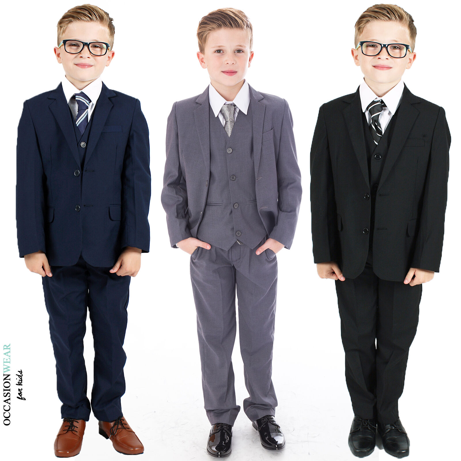 Boys Formal Occasion Wedding Formal Occasion Clothes Shoes
