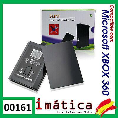 CARCASA PARA DISCO DURO XBOX 360 SLIM X-BOX CADDY HD HARD DISK...